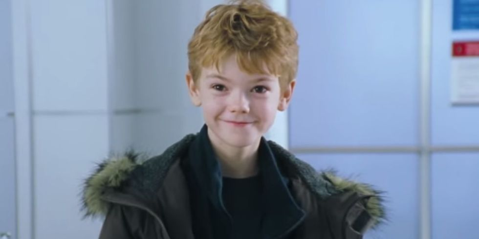 Cruz Beckham's Music Video Is *Love Actually* With 100 ...