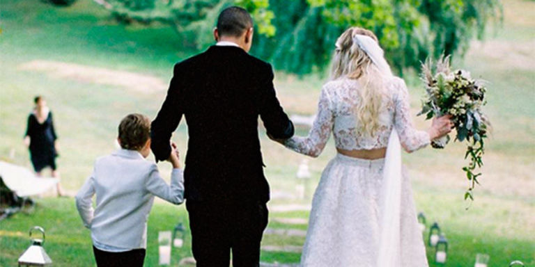 Evan Ross Has Shared Photos From His Wedding To Ashlee Simpson