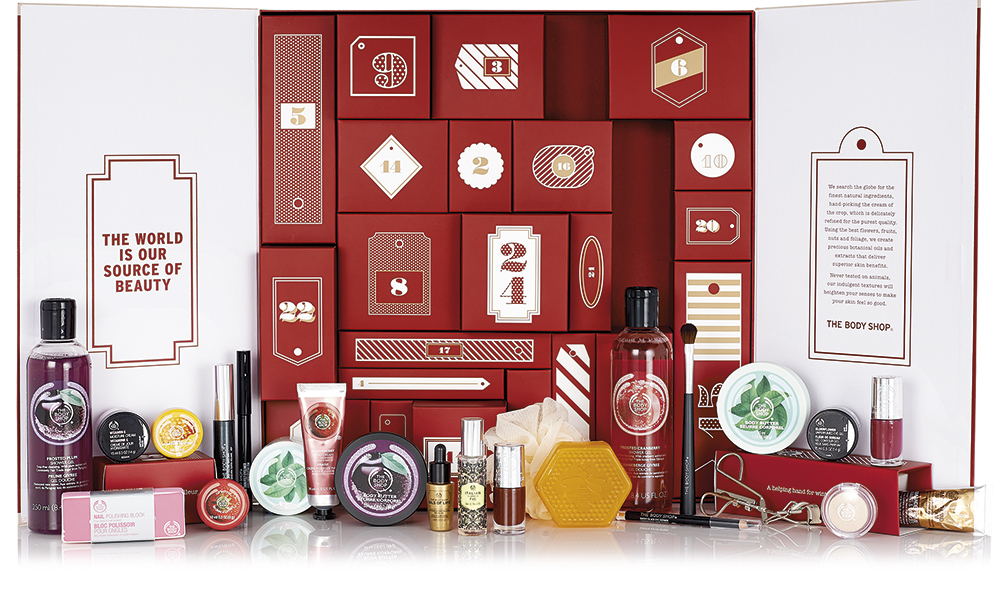 the best beauty advent calendars for 2015. Black Bedroom Furniture Sets. Home Design Ideas