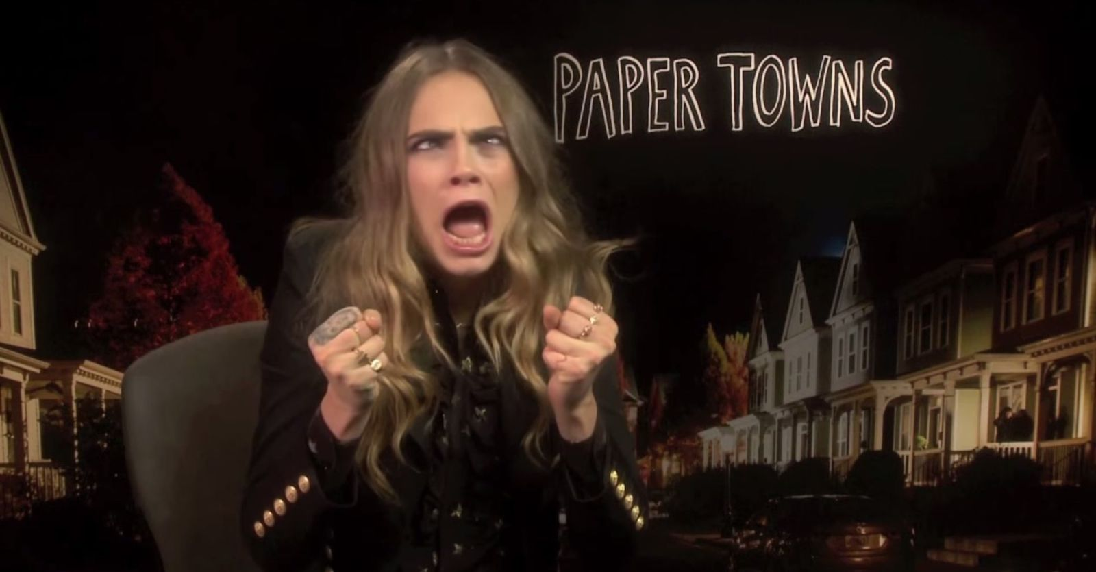 Cara Delevingne had a really weird Twitter row with Robb ...