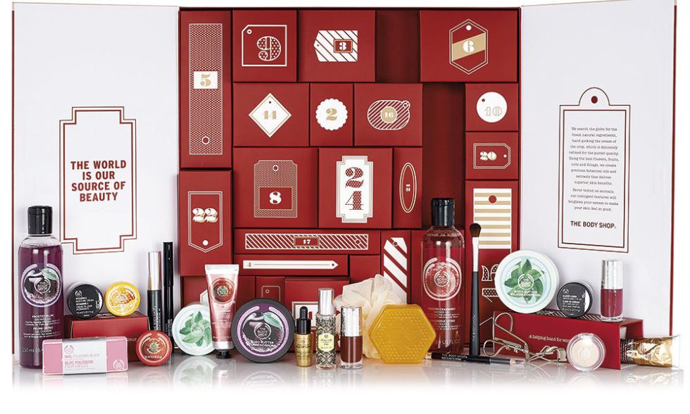 2015 Beauty Advent Calendars - BeautyTalk