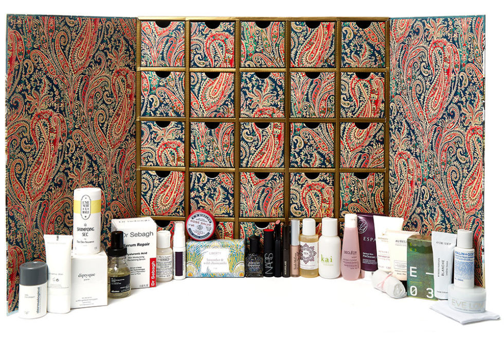 The Body Shop is having two different Advent Calendars this year, a ...
