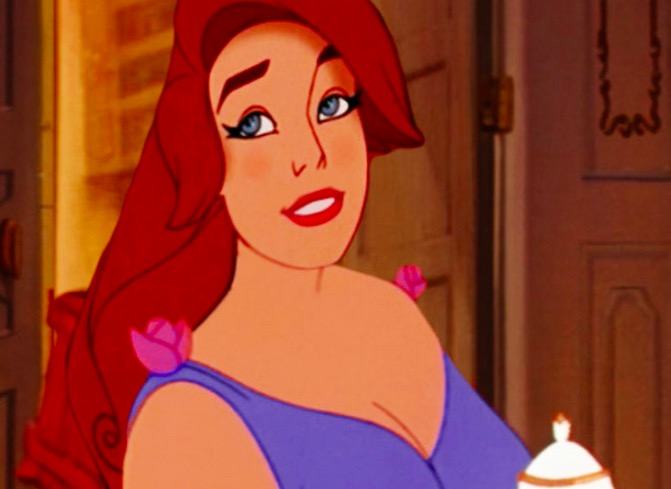 Plus Size Disney Princesses