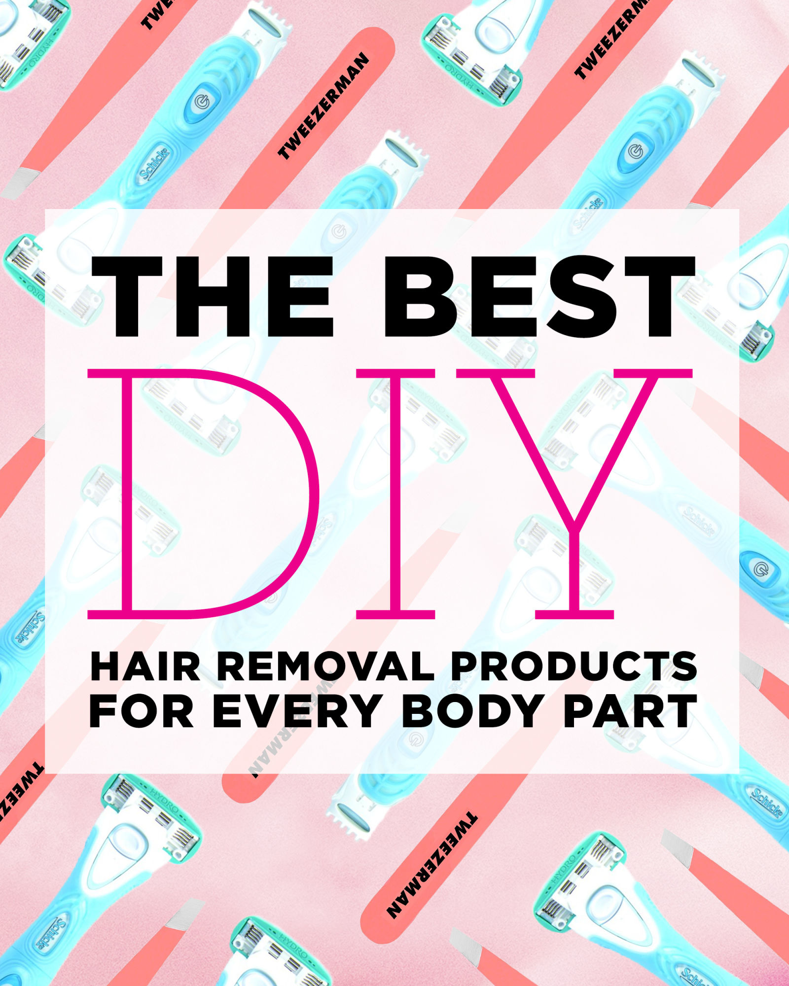 Best hair removal options
