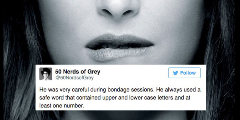 This Nerd Is Rewriting '50 Shades Of Grey' And It's Better Than The Original