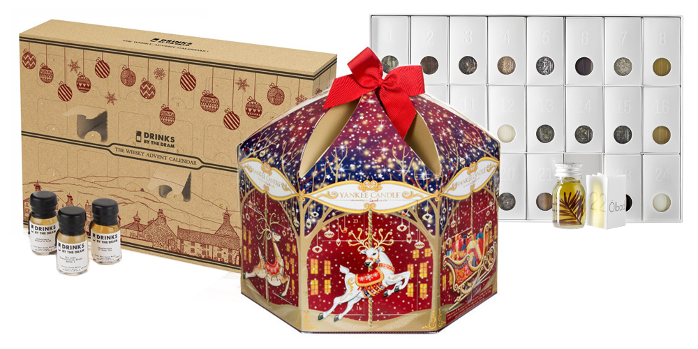 The best non chocolate advent calendars for 2015 Advent calendar non chocolate