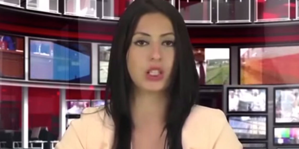 albania news reader