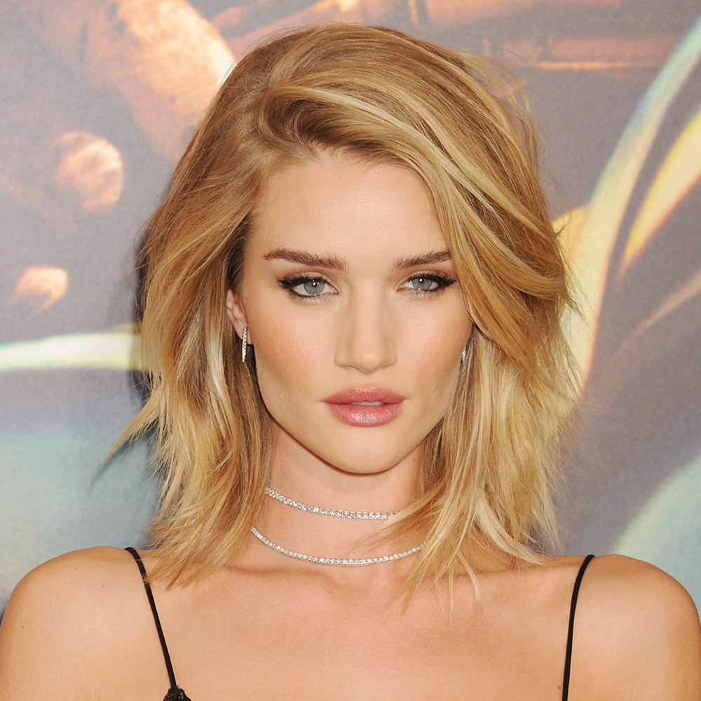 Rosie Huntington-Whiteley's 'fish gape'