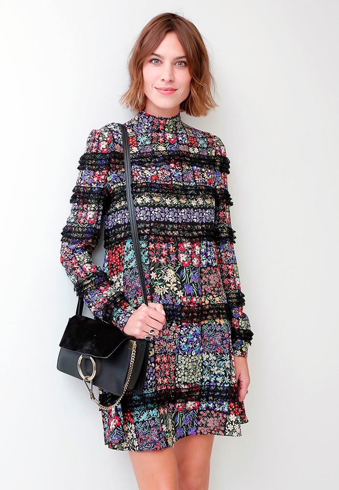 Alexa Chung is launching her own fashion brand