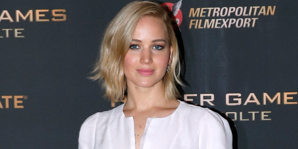 Jennifer Lawrence opens up about her sex scene with Chris Pratt.
