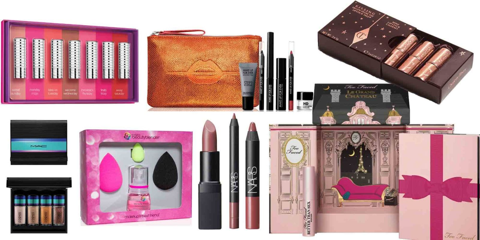 The ultimate makeup gift sets for Christmas 2015