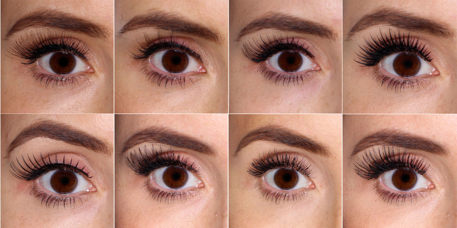 Best Natural Strip Lashes