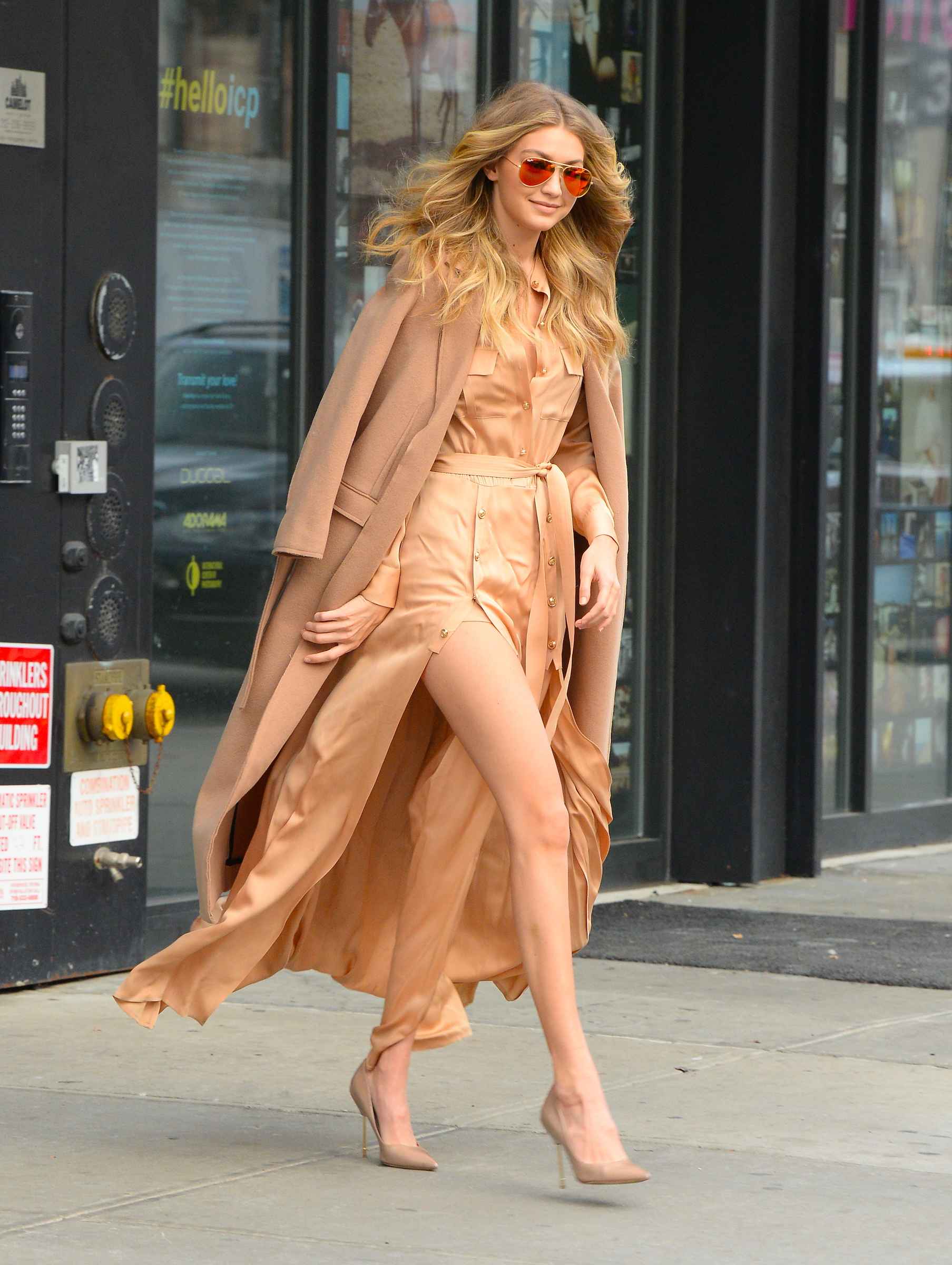Gigi Hadid Just Wore Two Of The Best Outfits Ever