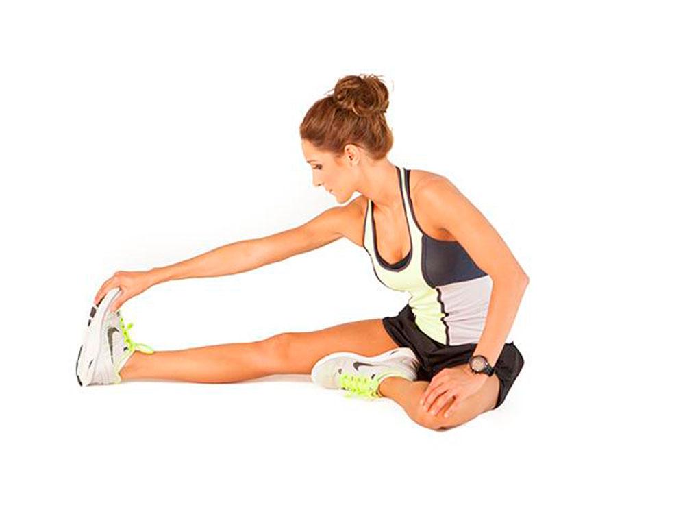 如何腿部拉筋锻炼图解