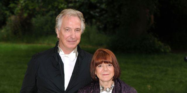 Alan Rickman Family