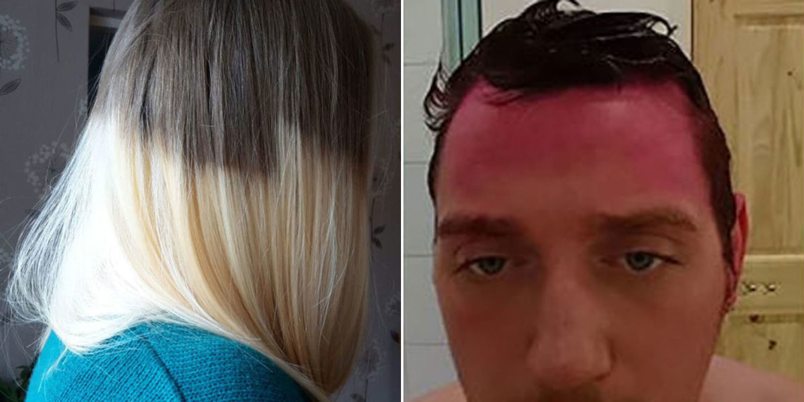 8 Hair Dye Fails Funny Botched Hair Dye Jobs