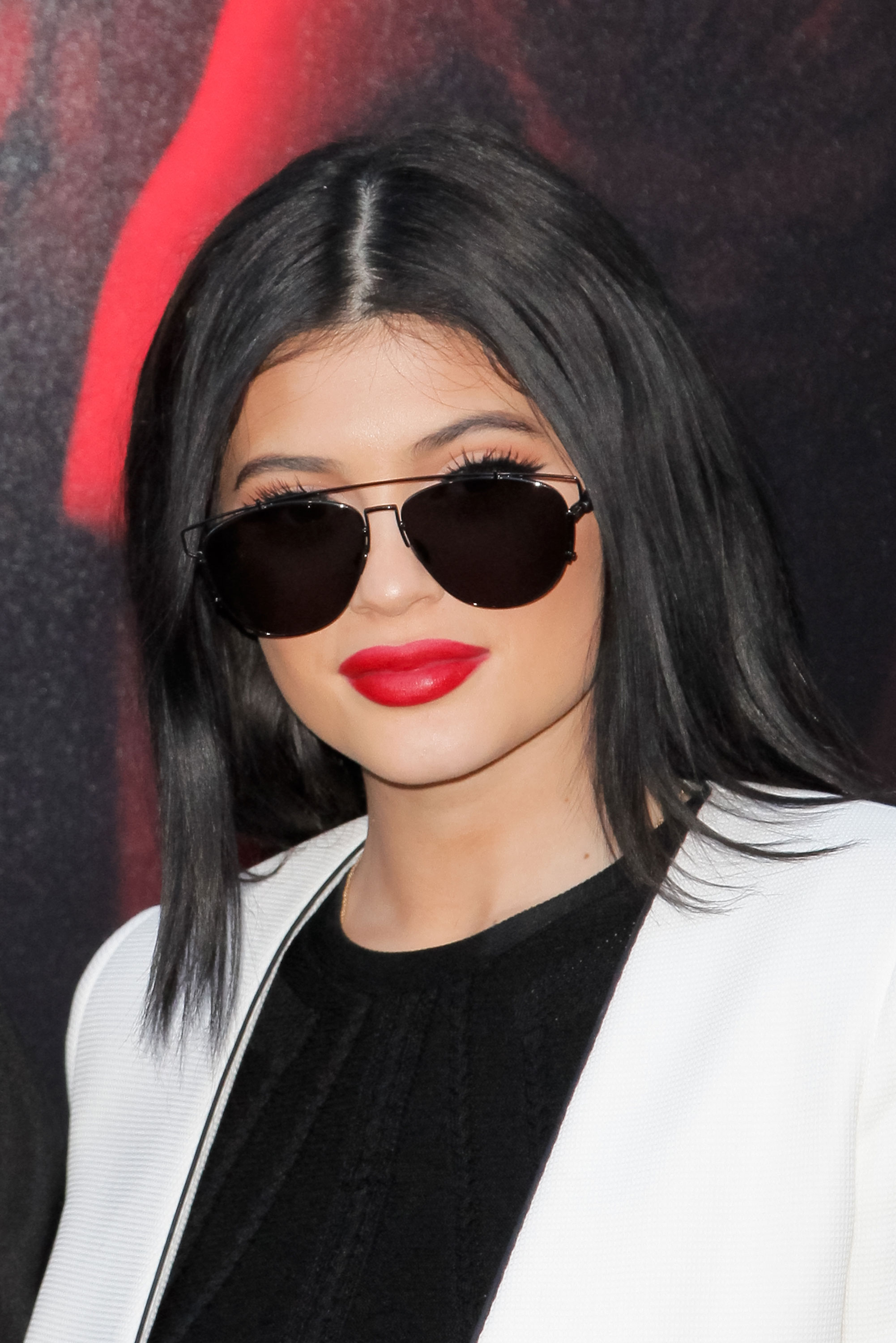 Anothe Kylie Lip Kit Dupe That S Going To Make Your Lips: Kylie Jenner Just Revealed Another New Lip Kit Colour