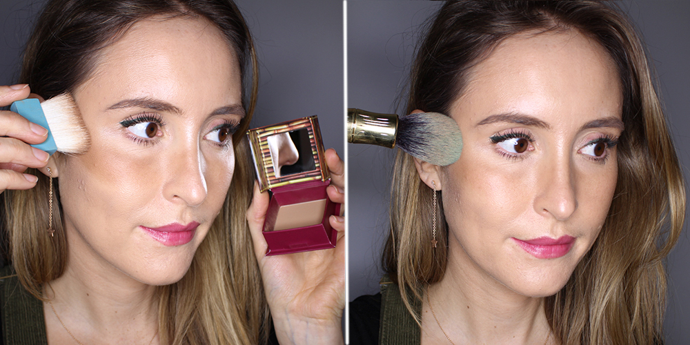 How to do sun stripping; the new bronzer trend