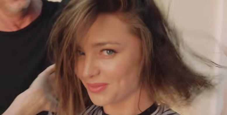 Miranda Kerr just got her shortest haircut ever Freida Pinto Instagram