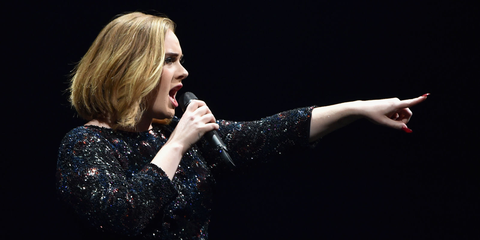 Image result for adele performing