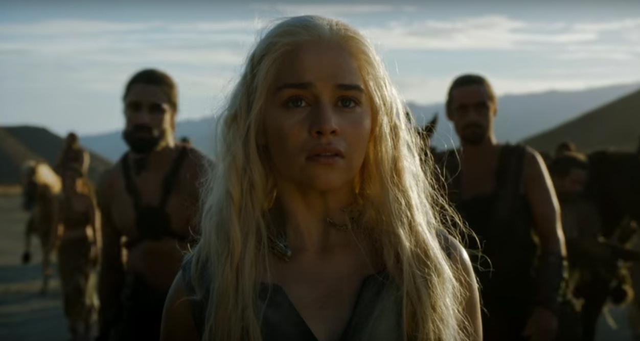 will arya and daenerys meet