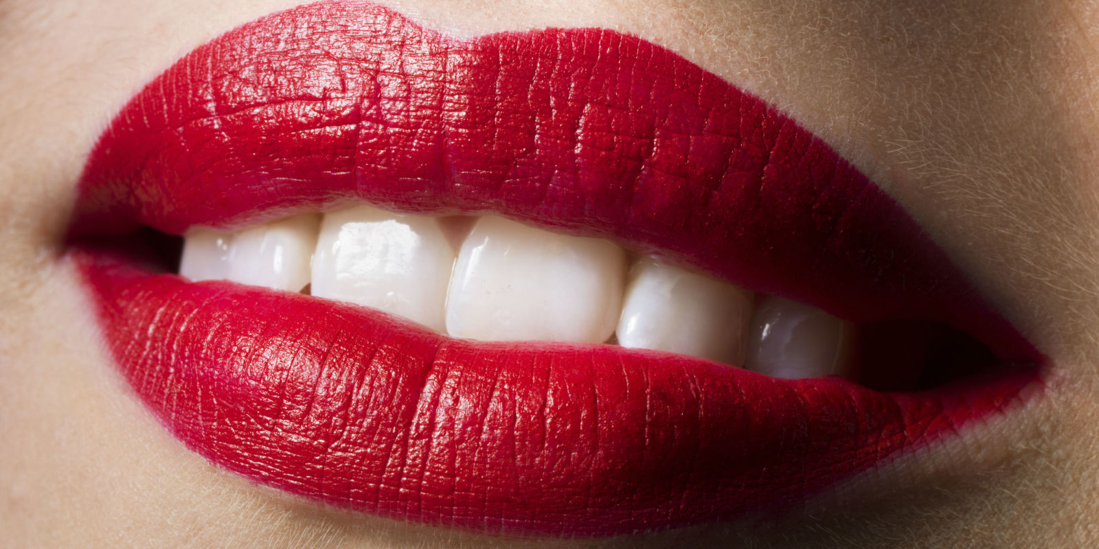 This Is How One Lipstick Left A Woman S Lips