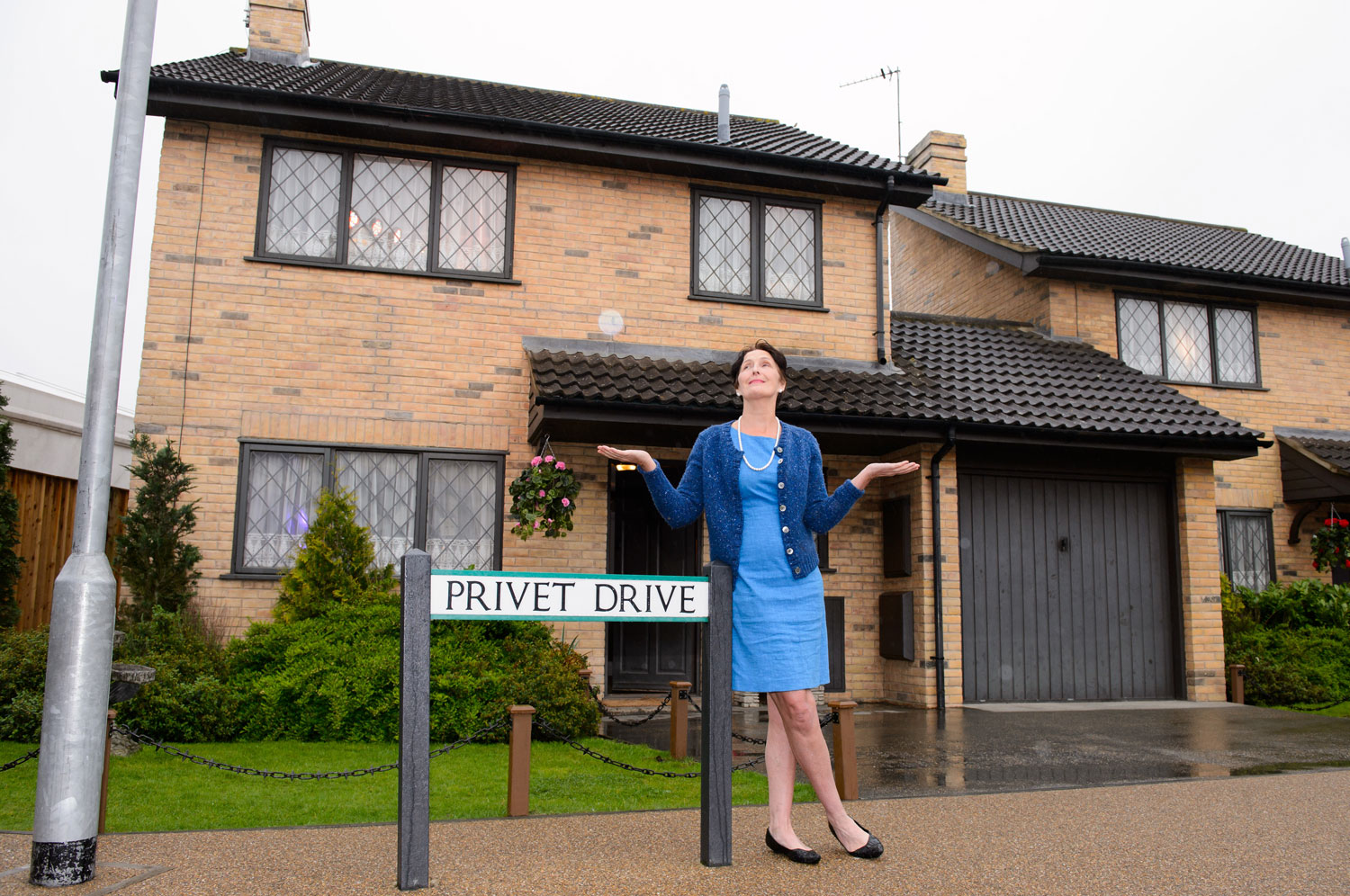 You can now visit Harry Potter's Privet Drive IRL