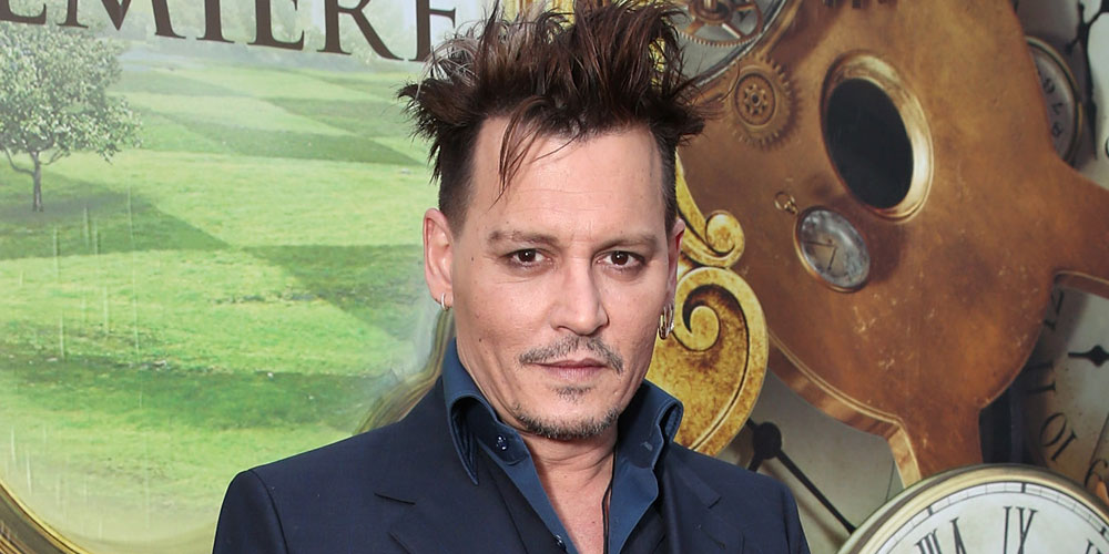 Johnny Depp Cut The Tip Of His Finger Off And Used The