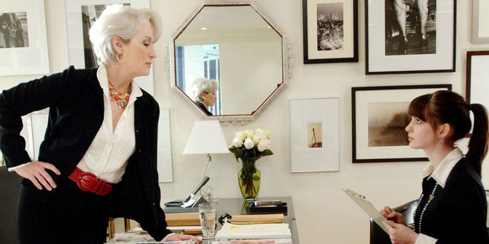 the devil wears prada how to get an internship fashion