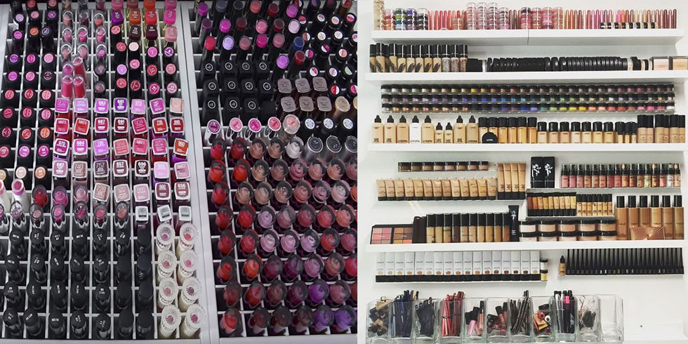 World Biggest Makeup Collections Guaranteed