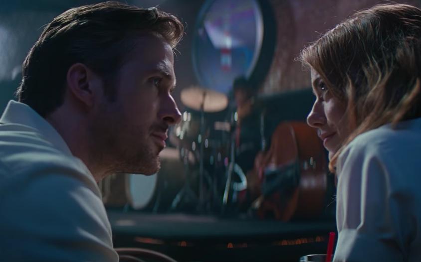 La La Land: Trailer for Emma Stone and Ryan Gosling's new ...