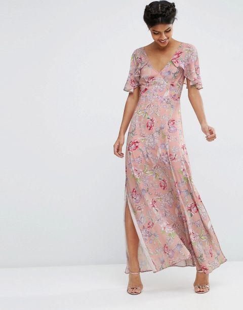 Summer Dresses For A Wedding High Cut Wedding Dresses