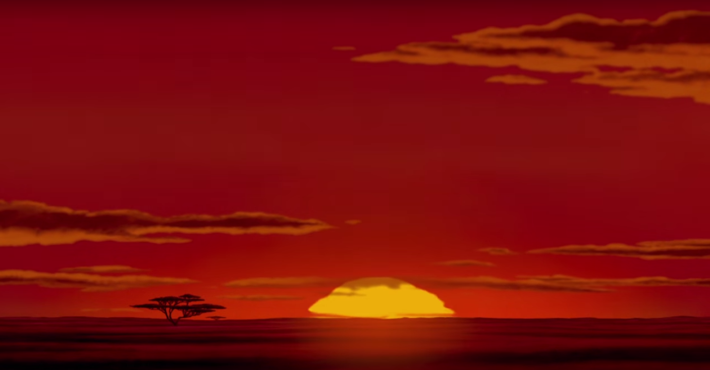 oh my god this is what the intro lyrics to the lion king song actually means