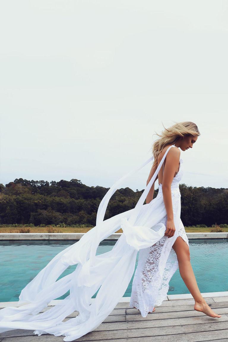 The Most Popular Wedding Dress on Pinterest