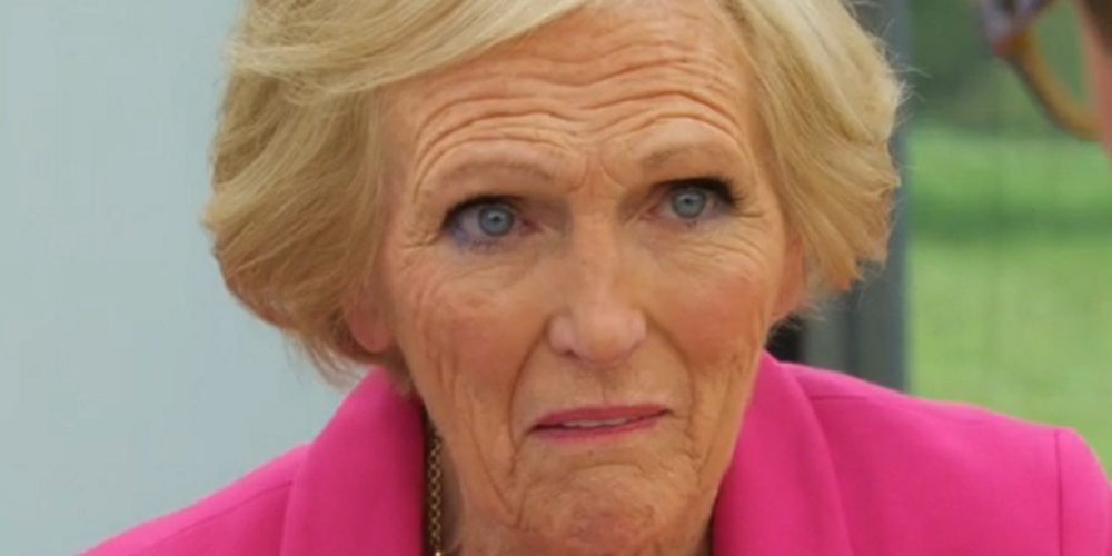 Great british bake off 15 things you didn 39 t know about for Mary berry uk