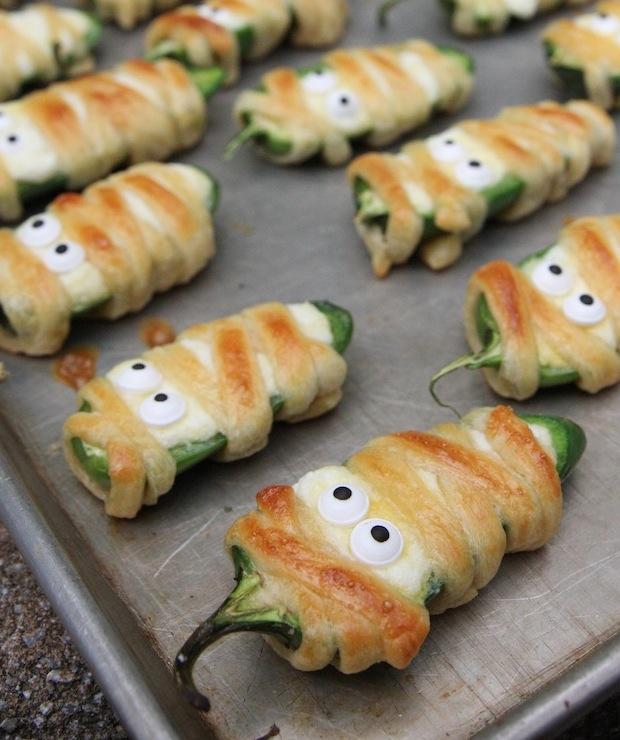 18 Super Easy And Impressive Pinterest Halloween Recipes