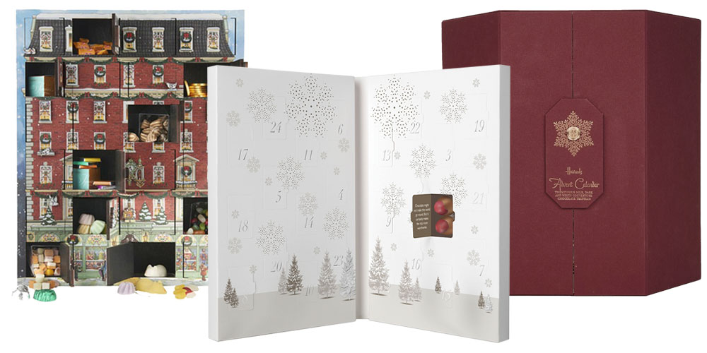 Advent Calendar 2016 Chocolate : The most extravagant chocolate advent calendars for