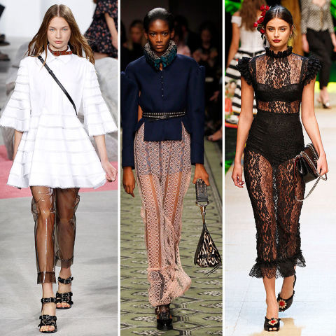 spring summer 2017 fashion trends what you need to know