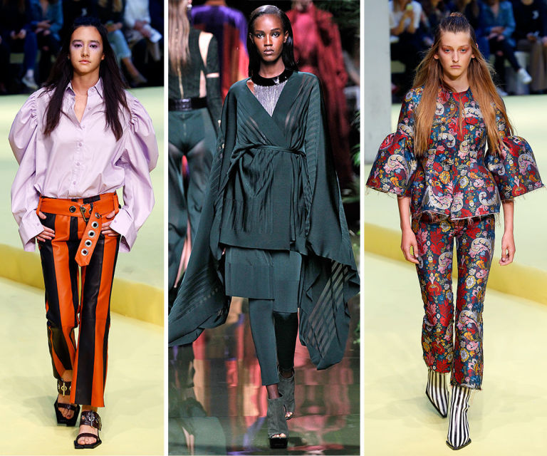 Spring summer 2017 trends: sleeves