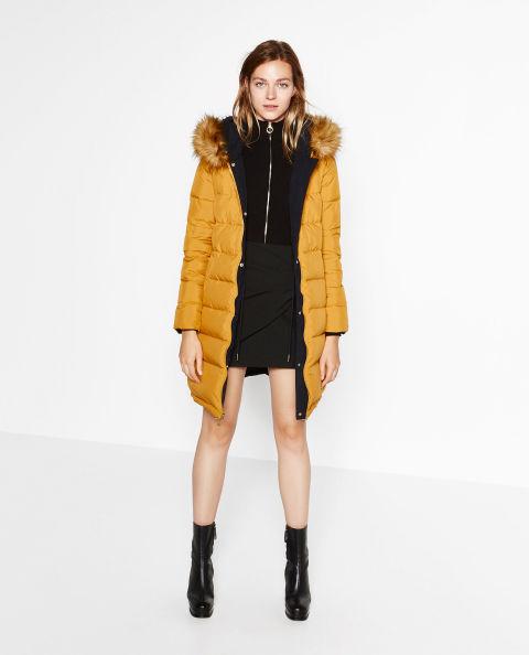 Best Zara Winter Coats 2016