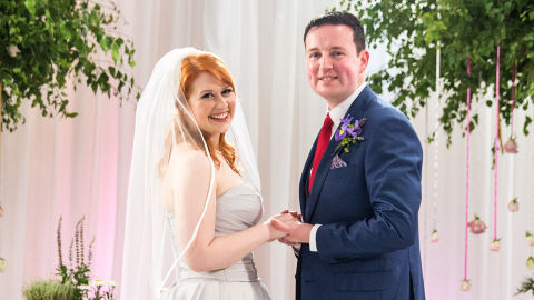 How many of the married at first sight couples are still together five