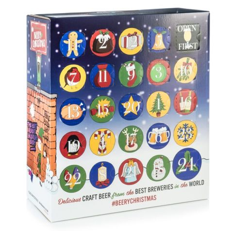 The Best Non Chocolate Advent Calendars For 2016