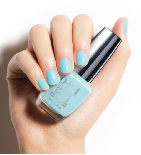 Blue Nail Varnish Uk: Best Nail Polish For Spring 2017