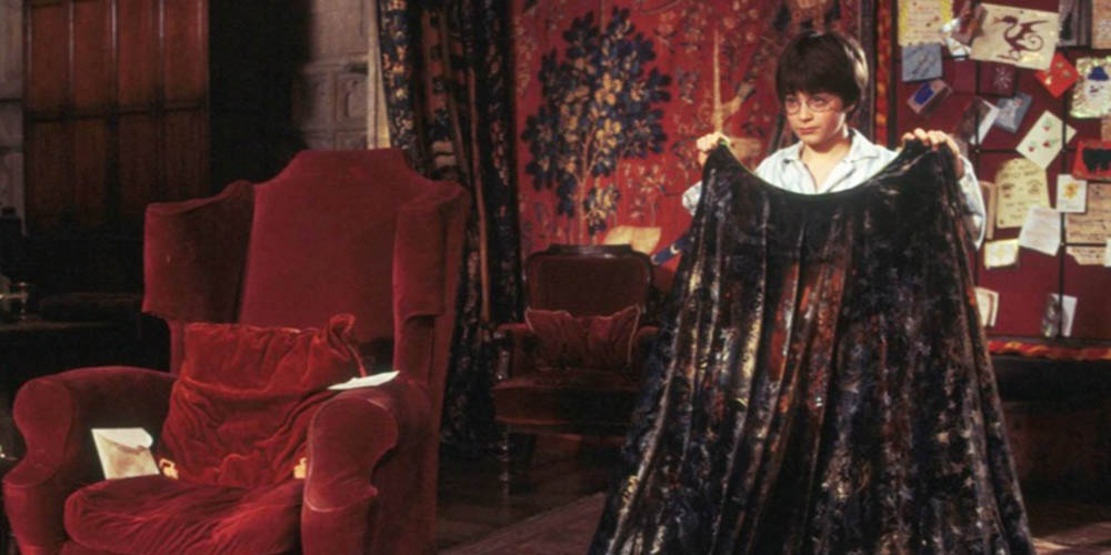 Harry Potters Invisibility Cloak Might Exist IRL In Our