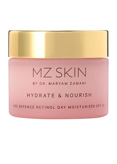 Best moisture ingredients for dry mature skin