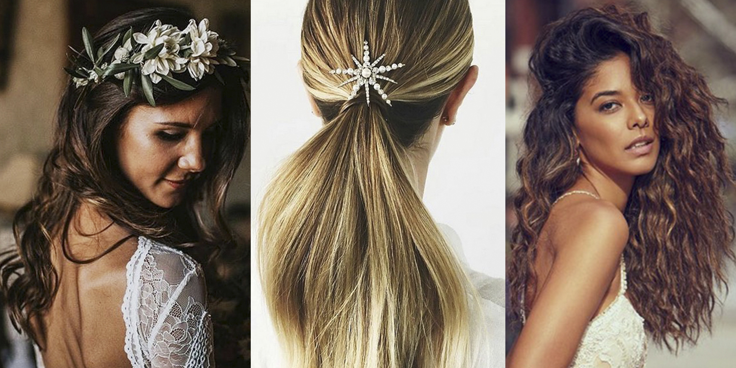 17 Best Ideas About Wedding Hairstyles On Pinterest: 17 Wedding Hair Ideas: Bridal Hairstyles You'll Want To Copy