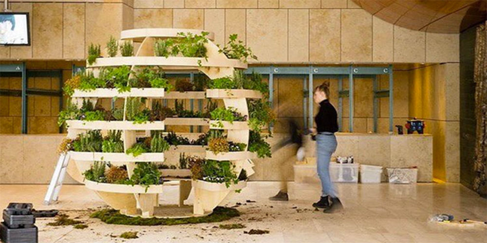 Ikea is launching a build your own garden kit for Ikea flat pack garden