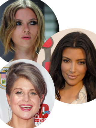 how to stop hair from parting in the middle