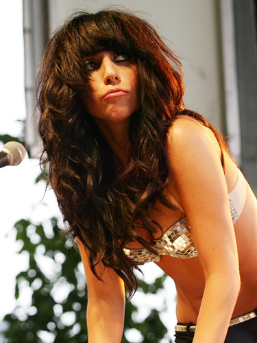 Lady Gaga With Brunette Hair 27