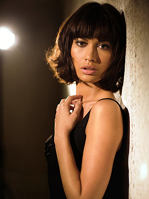 Tremendous Cosmo39S 10 Best Bond Girls Short Hairstyles Gunalazisus